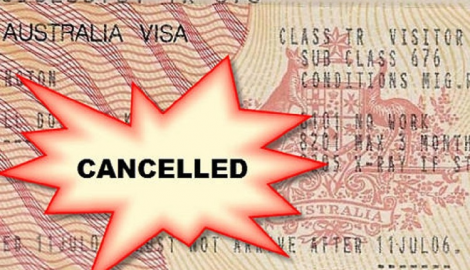 Hướng dẫn cách xử lý khi visa đi Úc quá hạn