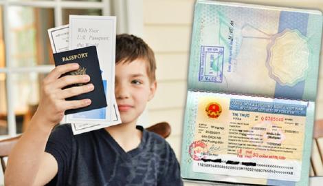 Thủ tục làm visa đi Úc tại Đà Nẵng cho trẻ em dưới 18 tuổi